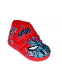 ZAPATILLA ESTAR POR CASA NIÑO SPIDERMAN 15002