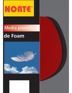 MEDIA PLANTILLA FOAM