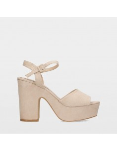 SANDALIAS TACON MUJER COOLWAY ANTE CRYS