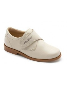 ZAPATO PABLOSKY NATURAL 794032 COMUNION