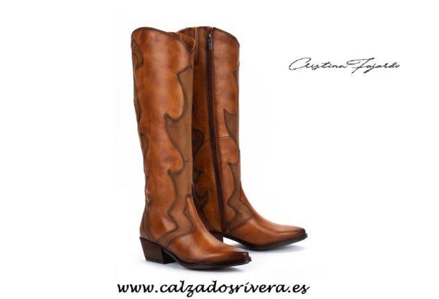 """""""Las Botas Cowboy para Llevar este Invierno"""""""