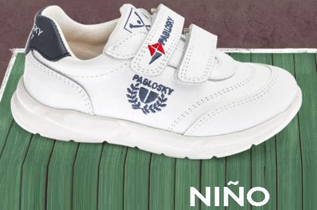 Zapatos para niño en Calzados Rivera
